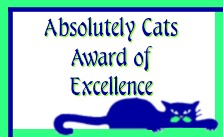Absolutely Cats Award of Excellence