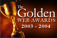 The Golden Web Award 2003-2004